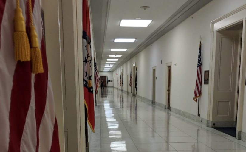 I Visited 100 Offices in Congress. This Is What I Observed